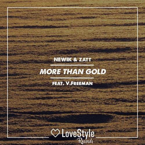 More Than Gold de Newik