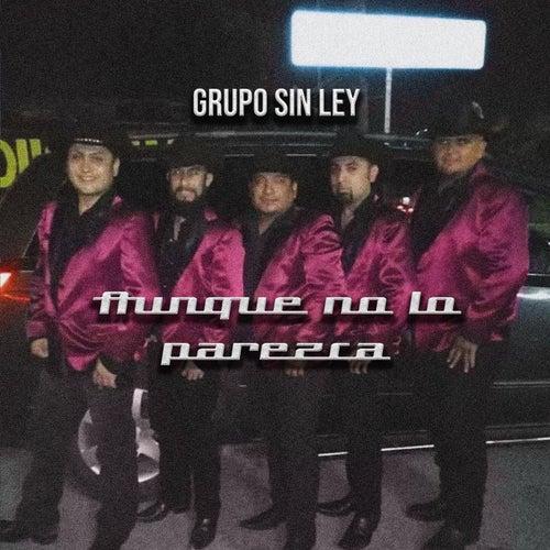 Aunque No Lo Parezca by Sin Ley
