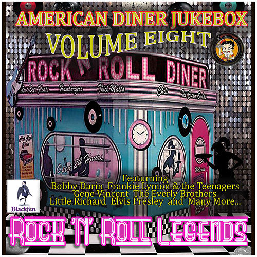 American Diner Jukebox Volume Eight de Various Artists