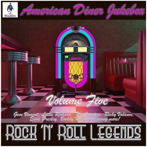 American Diner Jukebox Volume Five van Various Artists