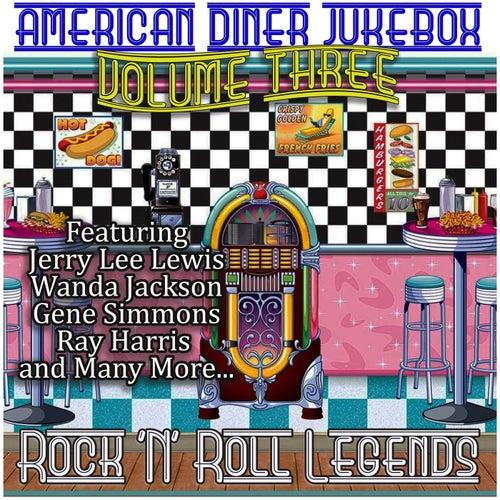 American Diner Jukebox Volume Three by Various Artists