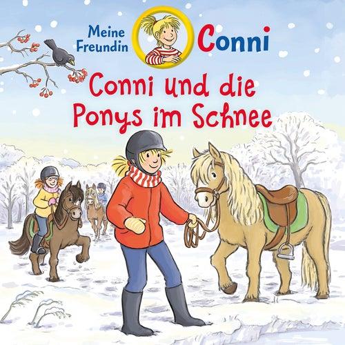 Conni und die Ponys im Schnee von Conni