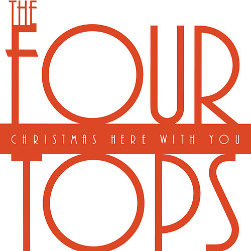 Christmas Here With You von The Four Tops