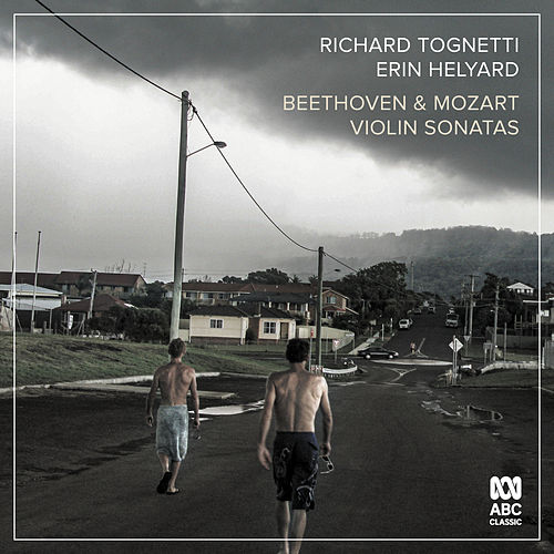 Beethoven & Mozart Violin Sonatas by Richard Tognetti