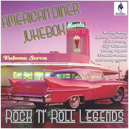 American Diner Jukebox Volume Seven de Various Artists