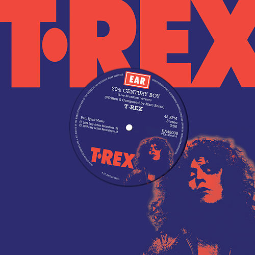 20th Century Boy (Alternate Version) von T. Rex