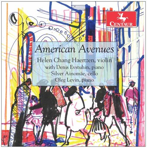 American Avenues by Helen Chang Haertzen