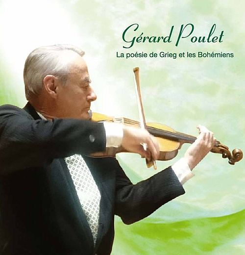 La poésie de Grieg et les Bohémiens de Gérard Poulet