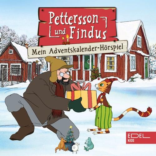 Mein Adventskalender-Hörspiel von Pettersson und Findus