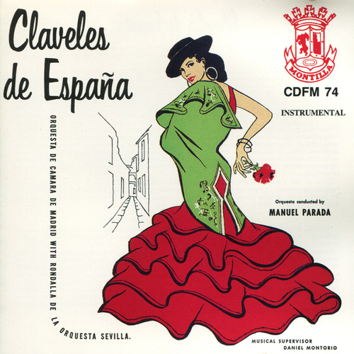 Claveles de España von Orquesta De Camara De Madrid