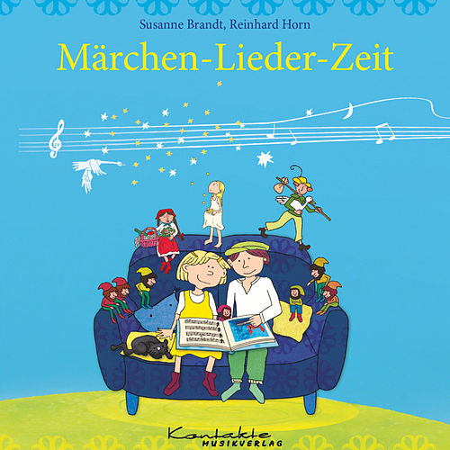 Märchen-Lieder-Zeit von Reinhard Horn