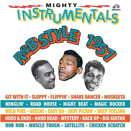 Mighty Instrumentals R&B Style 1957 de Various Artists