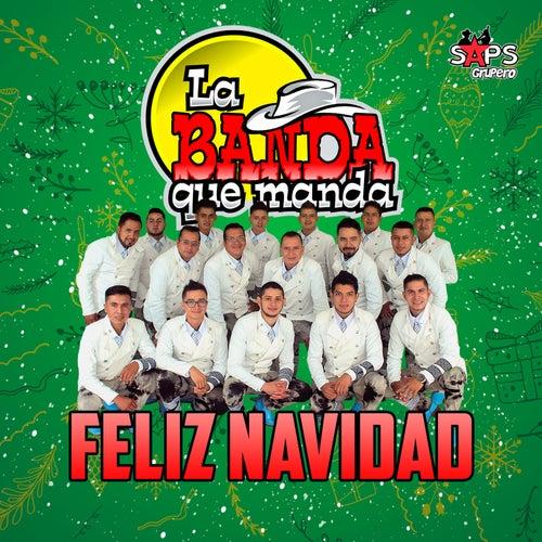 Feliz Navidad de La Banda Que Manda