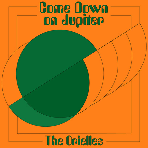 Come Down On Jupiter by The Orielles