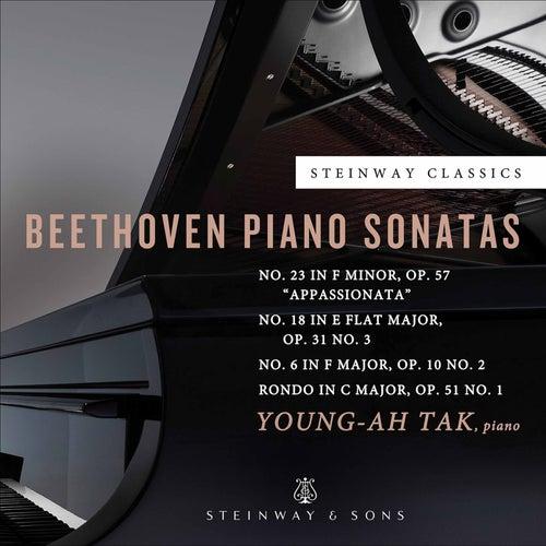 Beethoven: Piano Sonatas de Young-Ah Tak
