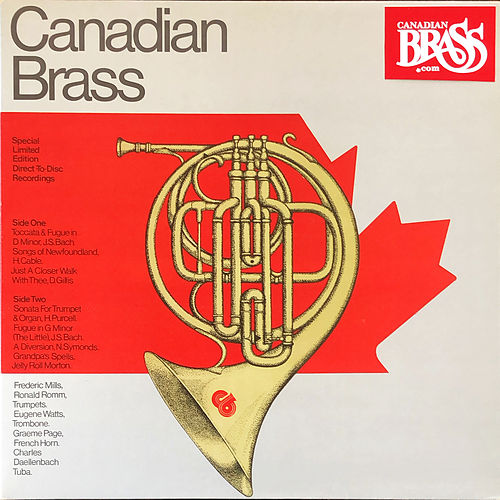 Direct to Disc 1977 by Canadian Brass