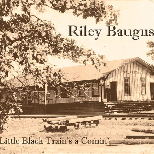 Little Black Train's a Comin' di Riley Baugus