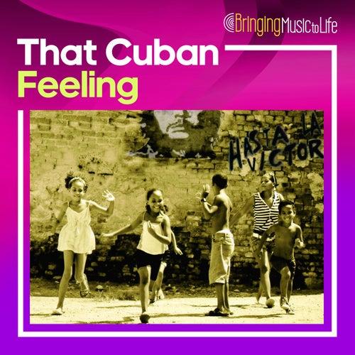 That Cuban Feeling de Various Artists