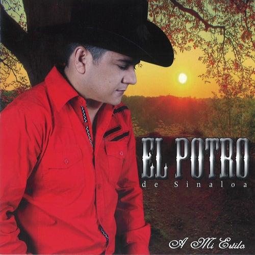 A Mi Estilo by El Potro De Sinaloa
