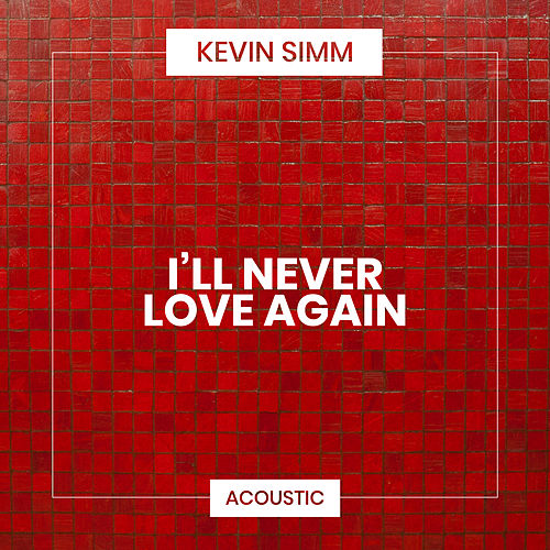 I'll Never Love Again (Acoustic) von Kevin Simm