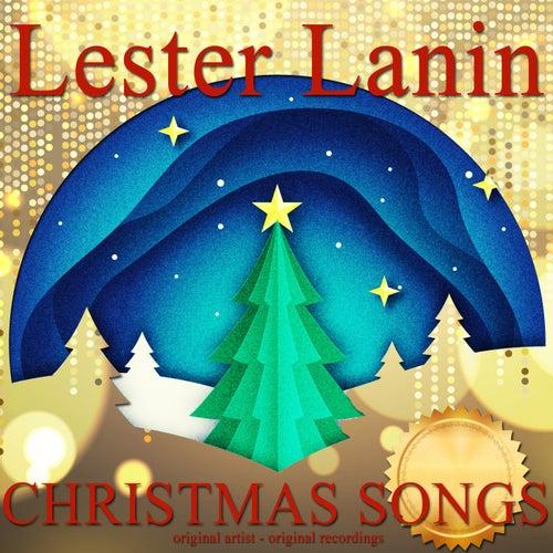 Christmas Songs von Lester Lanin