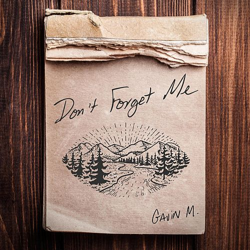 Don't Forget Me by Gavin M.