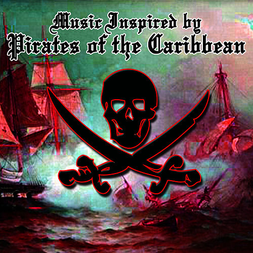 Music Inspired By Pirates Of The Carribean von Captain Jack