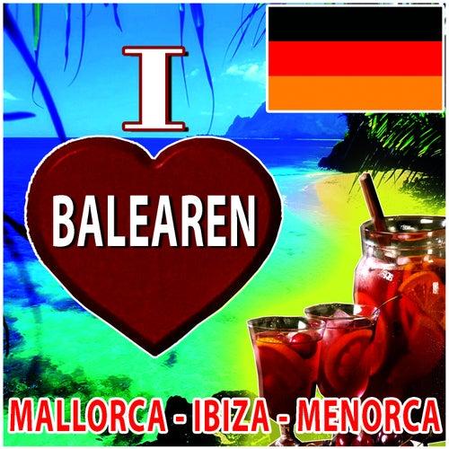I love Balearen Mallorca Ibiza Feiertage Musik von Gruppe Spanische Musik