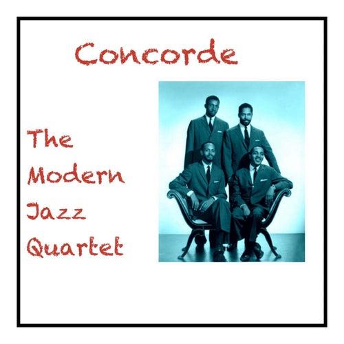 Concorde von Modern Jazz Quartet