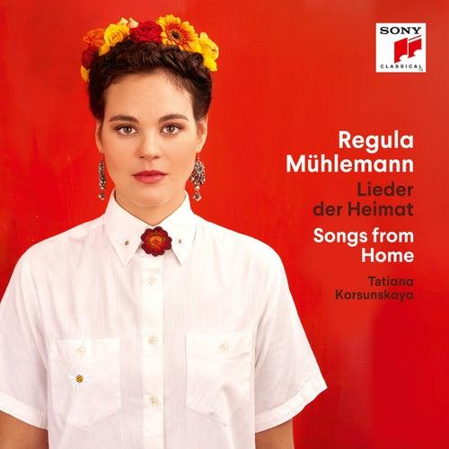 Soirées musicales: VI. La pastorella dell'Alpi von Regula Mühlemann