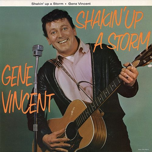 Shakin' up a Storm de Gene Vincent