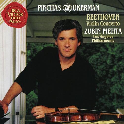 Beethoven: Violin Concerto Op. 61 & Violin Sonata No. 10 by Pinchas Zukerman