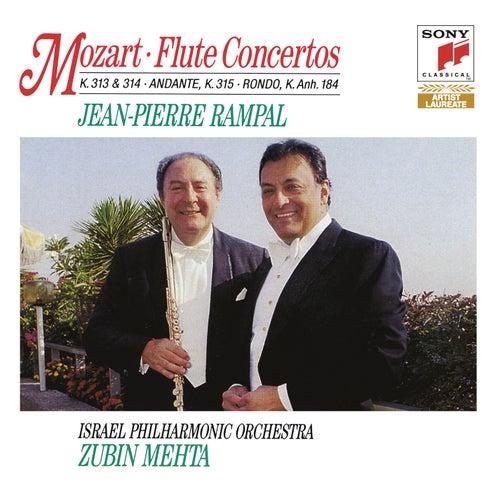 Mozart: Flute Concertos No. 1 & No. 2 de Jean-Pierre Rampal