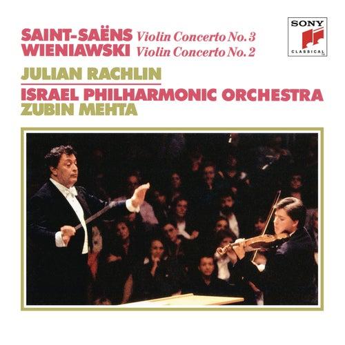 Saint-Saëns: Violin Concerto No. 3 - Wieniawski: Violin Concerto No. 2 von Zubin Mehta