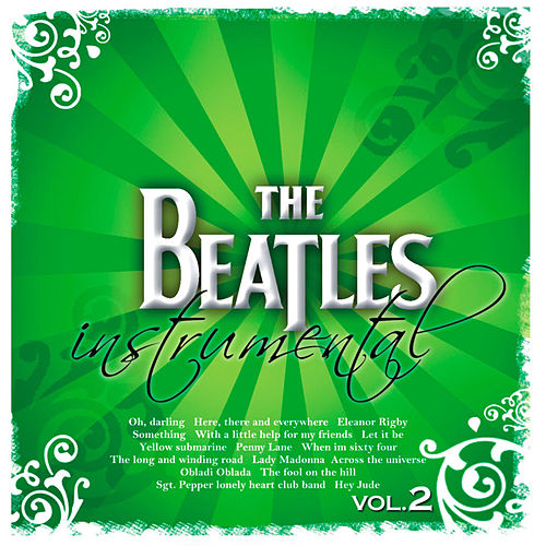 The Beatles: Instrumental, Vol. 2 de Antonio Cortazzi