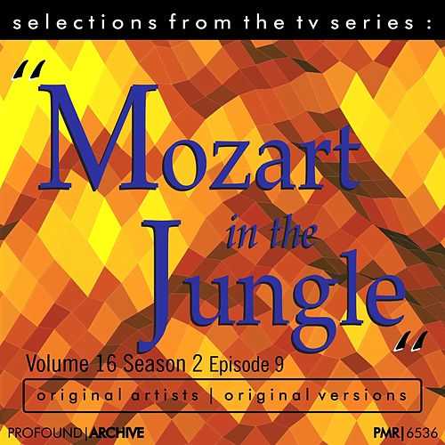 Selections from Mozart in the Jungle, Volume 16, Season 2, Episode 9 by Various Artists