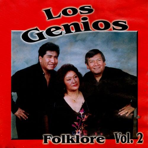 Folklore de Colección Vol. 2 by Los Genios