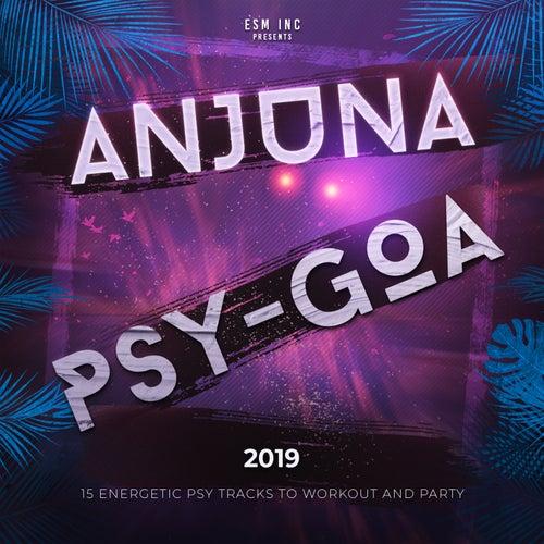 Anjuna Psy Goa 2019 von Various