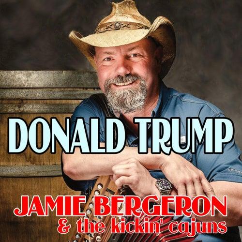Donald Trump by Jamie Bergeron