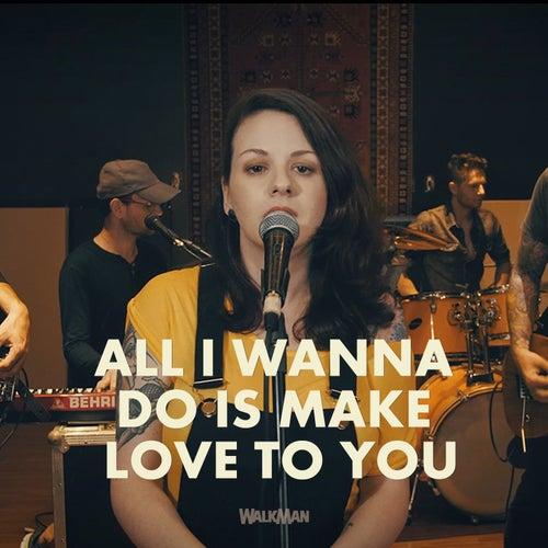 All I Wanna Do Is Make Love to You (Cover) de Walkman Hits