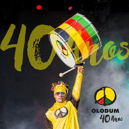 Olodum 40 anos by Olodum