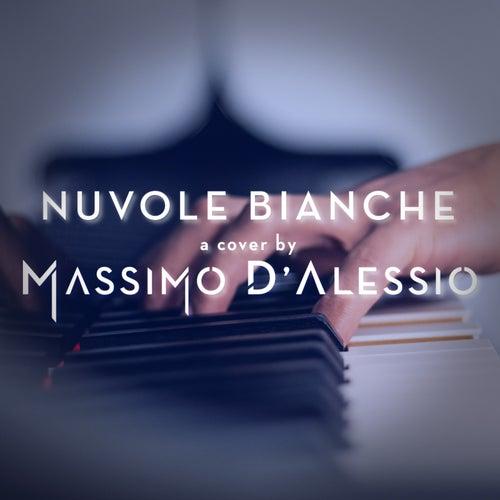 Nuvole bianche (Piano Version) di Massimo D'Alessio
