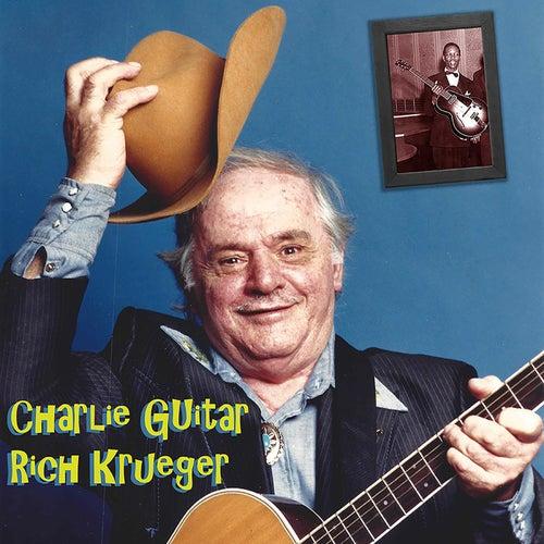 Charlie Guitar by Rich Krueger
