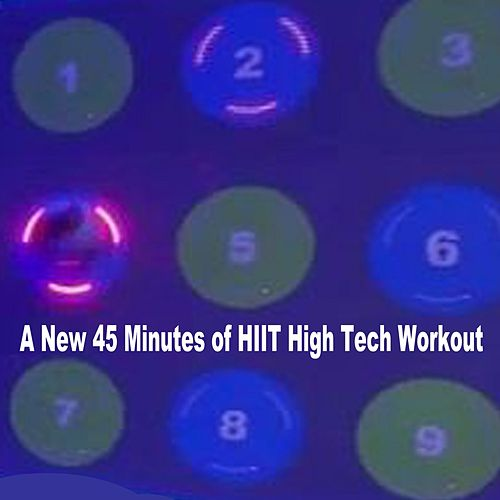 The Ultimate Ag6 Workout - A New 45 Minutes of Hiit (High Intensity Interval Training) High Tech Workout [Get Fitness to a Higher Level] von Power Sport Team