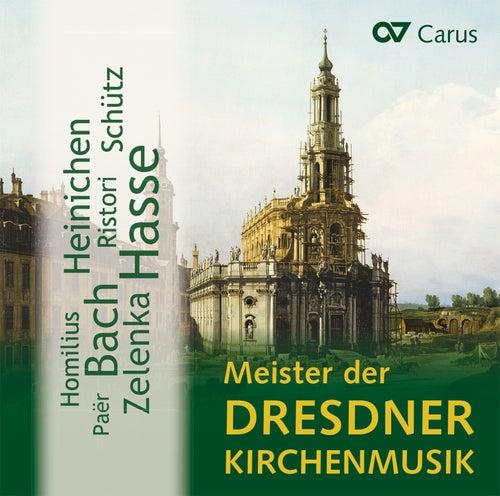 Meister der Dresdner Kirchenmusik de Various Artists
