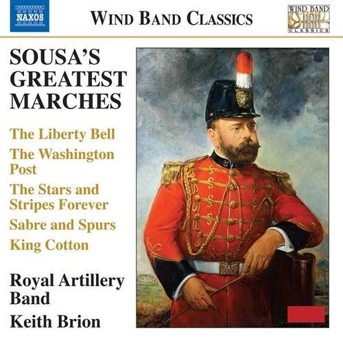Sousa's Greatest Marches de Keith Brion