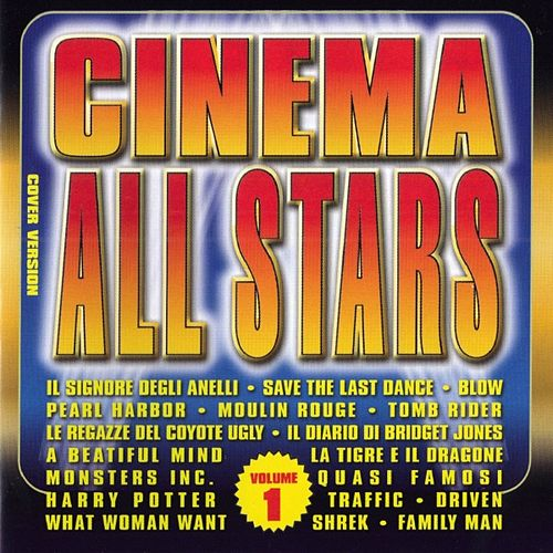 Cinema All Stars Volume 1 Cover Version de Various Artists