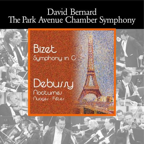 Bizet: Symphony in C - Debussy: Nocturnes von David Bernard
