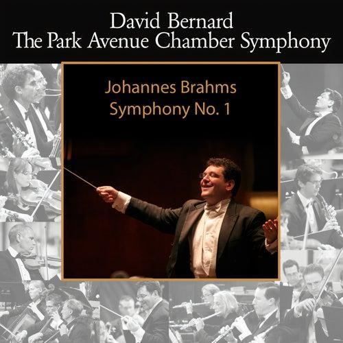 Brahms: Symphony No. 1 von David Bernard