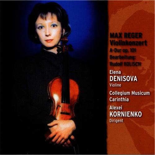Reger: Violinkonzert A-Dur by Elena Denisova